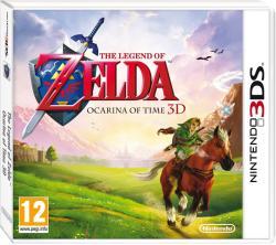 Nintendo The Legend of Zelda Ocarina of Time 3D (3DS)