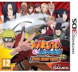 505 Games Naruto Shippuden The New Era (3DS)