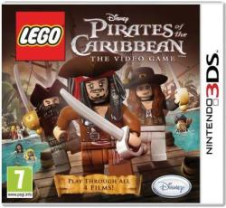 Disney LEGO Pirates of the Caribbean The Video Game (3DS)