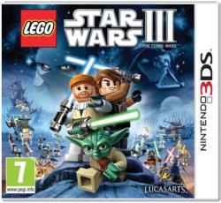 LucasArts LEGO Star Wars III The Clone Wars (3DS)