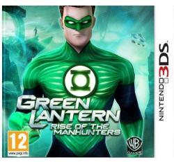 Warner Bros. Interactive Green Lantern Rise of the Manhunters (3DS)