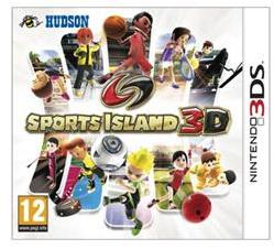 Hudson Sports Island 3D (3DS)
