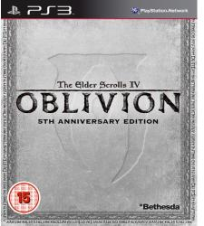 Bethesda The Elder Scrolls IV Oblivion [5th Anniversary Edition] (PS3)