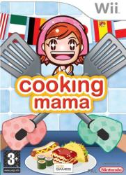 Majesco Cooking Mama (Nintendo Wii)