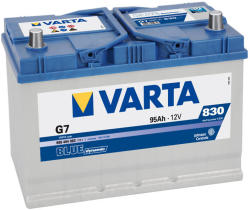 VARTA G7 Blue Dynamic 95Ah 830A 595404083