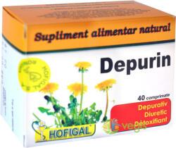 Hofigal Depurin - 40 comprimate