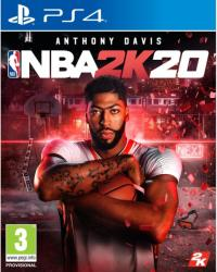 2K Games NBA 2K20 (PS4)