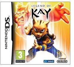 Namco Bandai Legend of Kay (Nintendo DS)