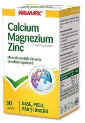 Walmark Calcium Magnezium Zinc - 30 tabs