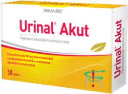 Walmark Urinal Akut - 10 comprimate