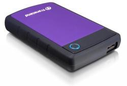 """Transcend StoreJet 25H3 2.5"""" 500GB USB 3.0 TS500GSJ25H3"""