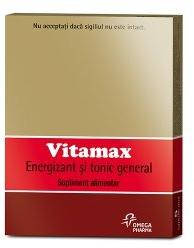 Omega Pharma Vitamax, 5 capsule moi, Omega Pharma (FSH1054)