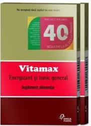 Omega Pharma Vitamax, 15 capsule + 15 capsule (40% reducere din cutia a 2-a), Omega Pharma (FSH1052)
