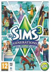 Electronic Arts The Sims 3 Generations (PC)