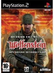 Activision Return to Castle Wolfenstein Operation Resurrection (PS2)