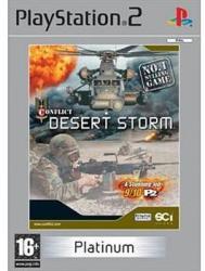 Gotham Games Conflict Desert Storm (PS2)