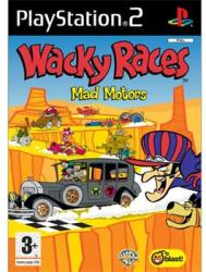 Blast Games Wacky Races Mad Motors (PS2)