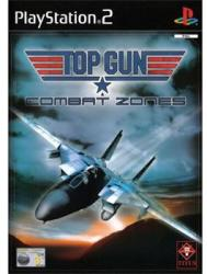 Titus Software Top Gun Combat Zones (PS2)