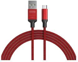 GOLF Cablu Golf Soft Micro USB 52M rosu (GC-52M)