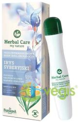 FARMONA Herbal Care Crema Roll-On Antirid Pentru Ochi Cu Iris Siberian 15ml