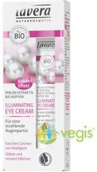 LAVERA Crema de Ochi Iluminatoare cu Extract de Perle si Cafeina 15ml Crema antirid contur ochi