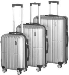 VIGOR Traveling 5 - 3 részes ABS bőrönd szett