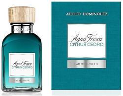 Adolfo Dominguez Agua Fresca Citrus Cedro EDT 60ml