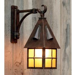 ROBERS Aplica iluminat exterior din fier forjat design rustic WL 3610 (WL 3610)