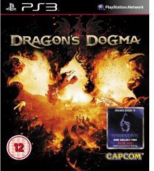 Capcom Dragon's Dogma (PS3)