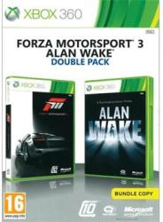 Microsoft Double Pack: Forza Motorsport 3 + Alan Wake (Xbox 360)