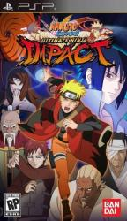 Namco Bandai Naruto Shippuden Ultimate Ninja Impact (PSP)