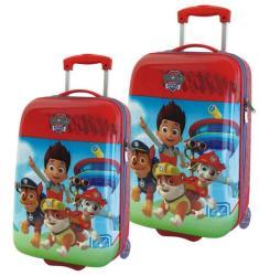 Joumma Bags Set 2 Trolere Abs 48/55 cm 2 Roti Paw Patrol Jumping Geanta voiaj