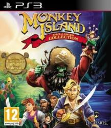 LucasArts Monkey Island Special Edition Collection (PS3)
