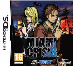 Hudson Miami Crisis (Nintendo DS)