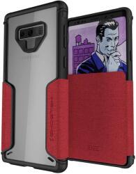 Ghostek - Galaxy Note 9 Wallet Case Exec 3 Series, Red (GHOCAS998)
