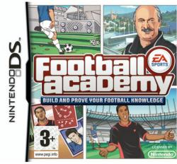 Electronic Arts Football Academy (Nintendo DS)