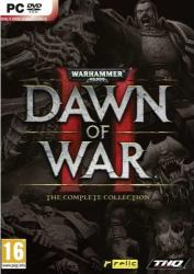 THQ Warhammer 40,000 Dawn of War II [The Complete Collection] (PC)
