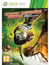 D3 Publisher Earth Defense Force Insect Armageddon (Xbox 360)
