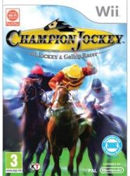 Koei Champion Jockey G1 Jockey & Gallop Racer (Wii)