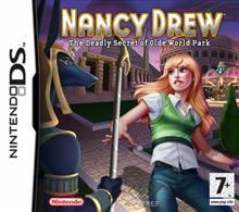 Eidos Nancy Drew DS