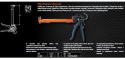 Neo Tools Pistol silicon 240 mm Neo Tools 61-002
