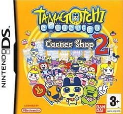 BANDAI NAMCO Entertainment Tamagotchi Connection Corner Shop 2 (NDS) Játékprogram
