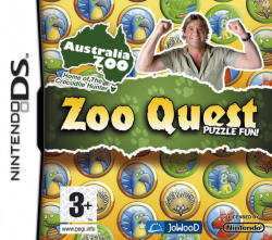 JoWooD Australia Zoo Quest Puzzle Fun (NDS)
