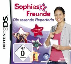 Ubisoft Sophies Freunde Die rasende Reporterin (NDS)