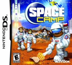 Activision Space Camp (NDS) Játékprogram
