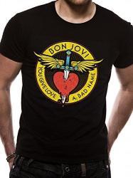 BON JOVI Through the Heart (Tricou)