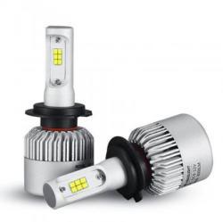 ALEMAR Set Bec LED S2 Lumileds Chip Philips HB3 9005