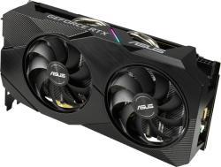 ASUS GeForce RTX 2060 DUAL OC EVO 6GB GDDR6 192bit (DUAL-RTX2060-O6G-EVO)
