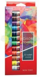 Daco Tempera 12 Culori 12 Ml - Daco (cu112)