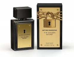Antonio Banderas The Golden Secret EDT 50ml